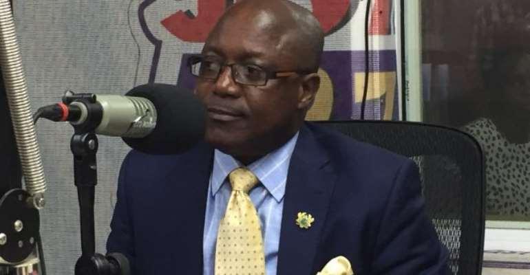 Prof. Ken Attafuah