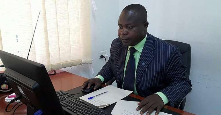 Kofi Asare Brako 'Abatey' Is A 'Liar', Says Sports Ministry Top Official