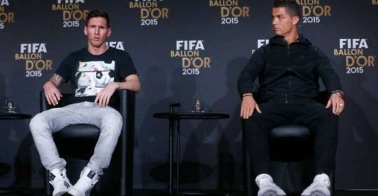 I Deserve More Ballon d'Or Awards Than Messi - Ronaldo