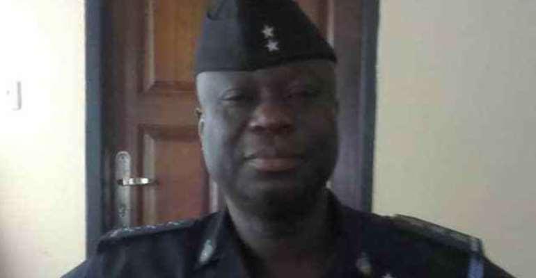 DSP Benjamin Samani, Millenium City Police District Commander