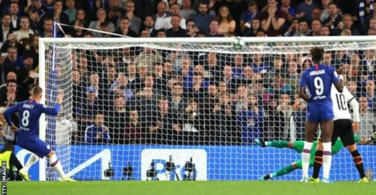 Barkley: I'm Chelsea's Penalty Taker And I'll Take The Next One