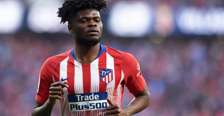 UCL: We Respect Juventus But ... - Thomas Partey
