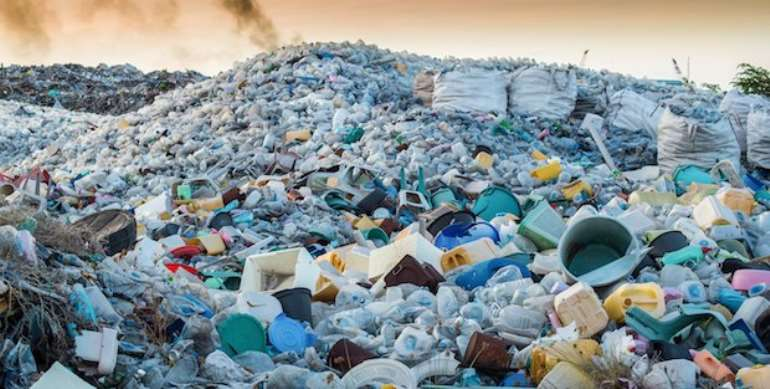 Dealing with the Problem of Plastic Waste in Ghana