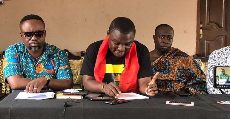 Kumasi Youth Issue Ultimatum To Omane Boamah, Julius Debrah To Apologise To Otumfuo