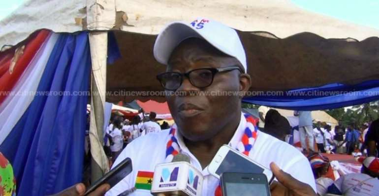 Mpohor: Outgoing MP Calls For Unity Within NPP Camps