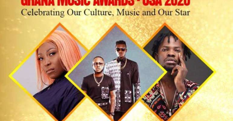 Ghana Music Awards: USA Set For October 10 In New Jersey