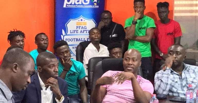 Professional Footballers Association Ghana (PFAG)