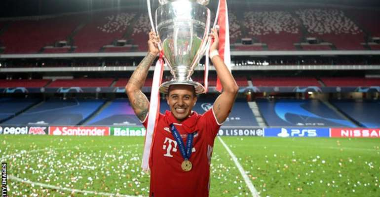 Liverpool finally agree transfer fee with Bayern for Thiago Alcantara