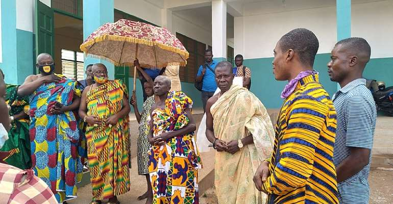 Sekeyere Central: BECE Candidates Get Support From Beposohene