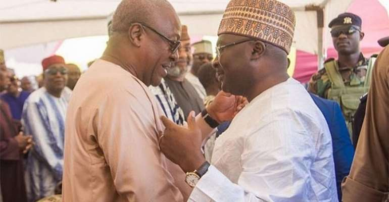 God Has Already Saved Ghanaians From You — Bawumia Fires Mahama