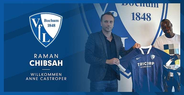 OFFICIAL: German Side VfL Bochum Sign Ghana Midfielder Rahman Chibsah