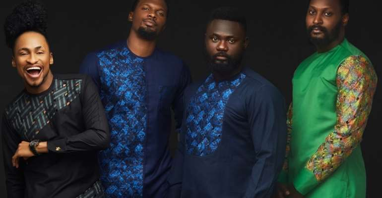 Menswear label Wole Job Launches Debut Collection - Oni Basket