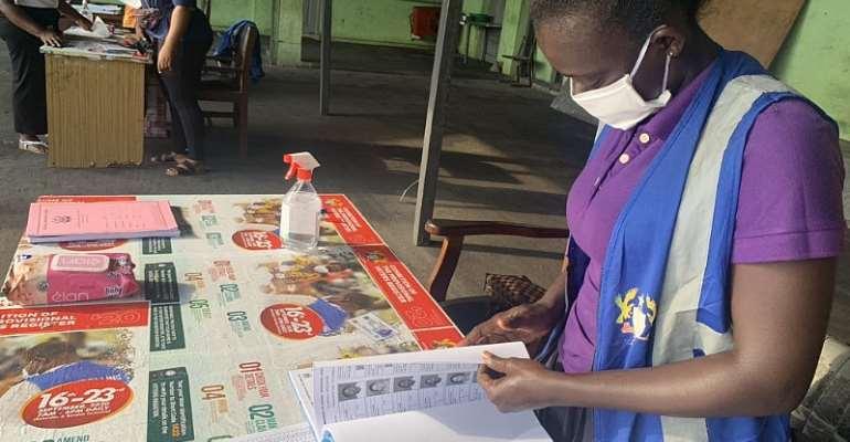 6,080 Multiple Registrants Discovered In Voter Register Exhibition