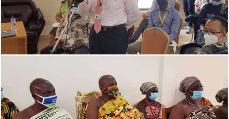 Ho Airport Will Impact Local Economy - Togbe Afede