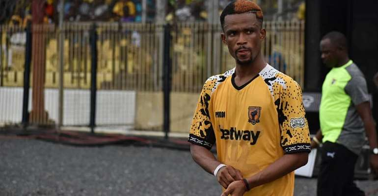 Ashgold Will Survive Without Departed Players – Richard Osei Agyemang