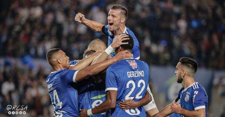Ligue 1: Alexander Djiku excels in Strasbourg's convincing win over Metz