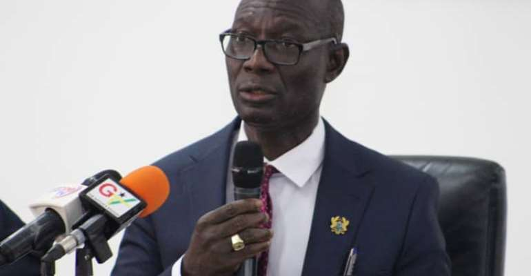 The President of the ECOWAS Court of Justice, Justice Edward Amoako Asante