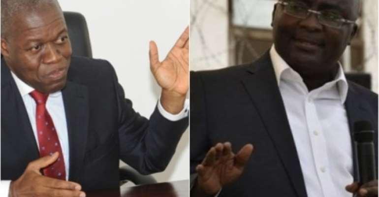 Bring it on – NPP dares Amissah Arthur