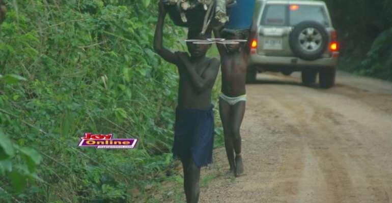 6.8m Ghanaians Poor