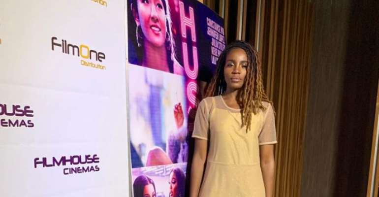 "Seyi Shay, Toni Tones, Idia Aisien channel their Full-on Girl power at the ""Hustlers"" Bosslady Dinner and Private Screening"