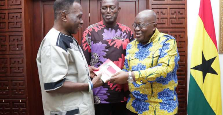 D.K. Poison To Receive Support From Akufo-Addo