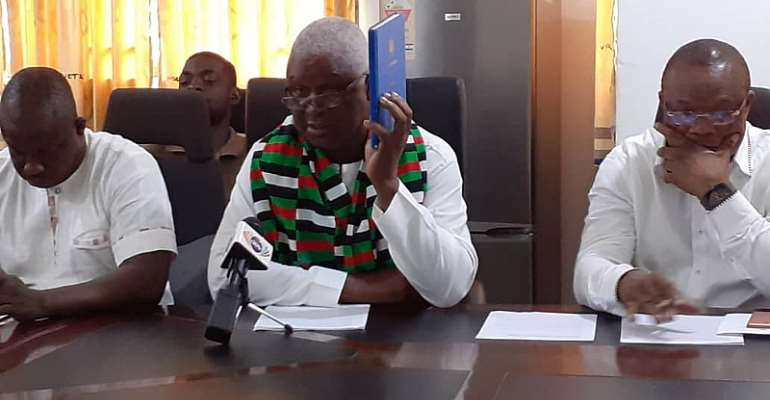 V/R: EC Manipulating To Disenfranchise Voltarians—NDC