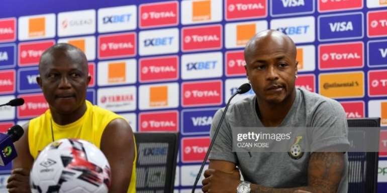 Kwesi Appiah Talks Convinced Me To Stay At Swansea City - Andre Ayew Reveals