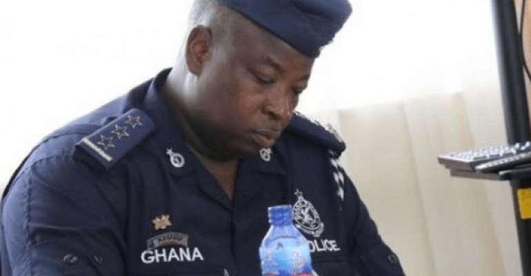 Short Commission report: Azugu, Bryan Acheampong, others were cited for sanctions