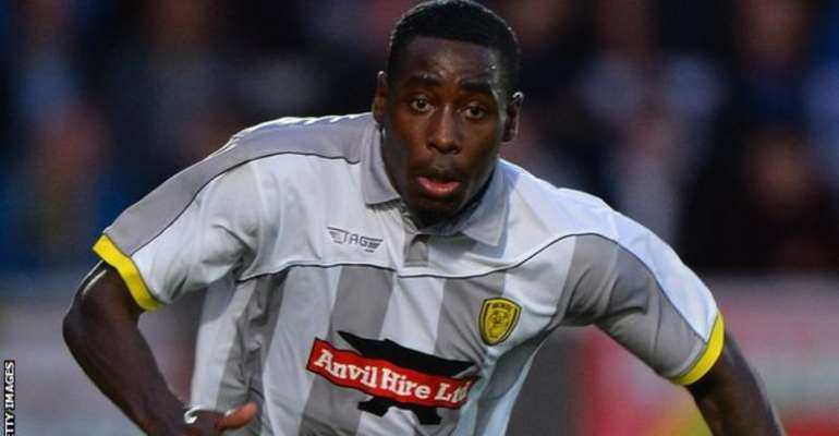 Kelvin Maynard: Former Burton, Antwerp Defender Killed In Amsterdam