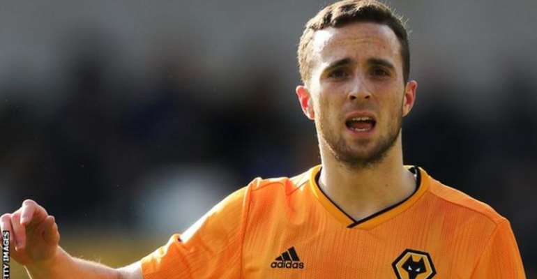 Jota has scored 44 goals for Wolves in 131 appearances