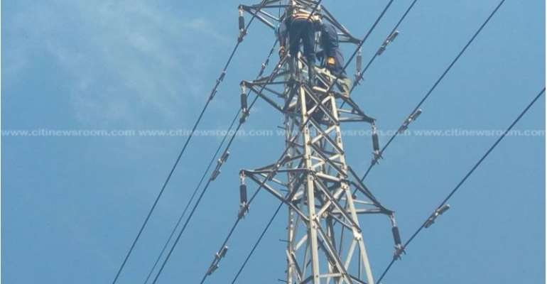 Savannah Region: Gov't Launches Electricity Project In Damongo