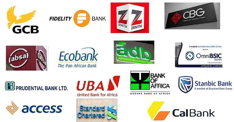 Assessing The Income Compositions Of Commercial Banks In Ghana