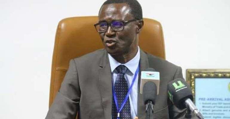 GRA Ag. Commissioner-General, Rev. Ammishaddai Owusu-Amoah