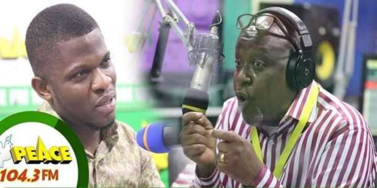 NDC Won't Beg To Appear On Overhyped Sefa Kayi's Kokrokoo Morning Show