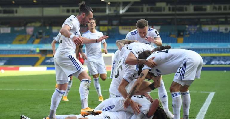 Leeds United Secure First Premier League Win In Seven-Goal Thriller With Fulham