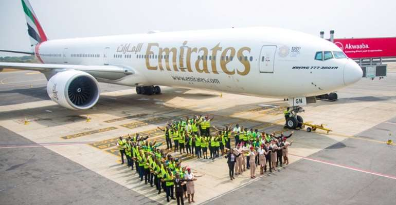 Emirate Airlines Banned In Nigeria