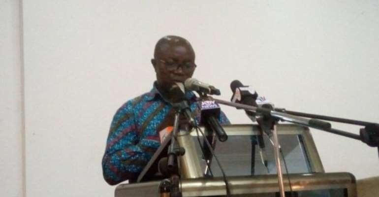 Former KMA Mayor Osei Asssibey Antwi moves to head NSS