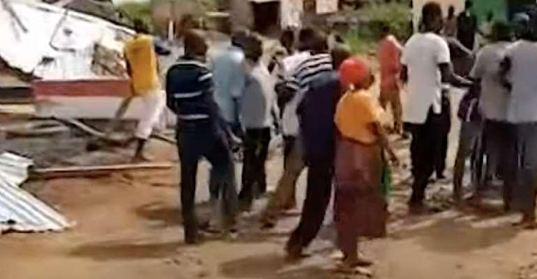 Chereponi: NPP supporters vandalize property over nomination of Zuwera Nashiru as DCE