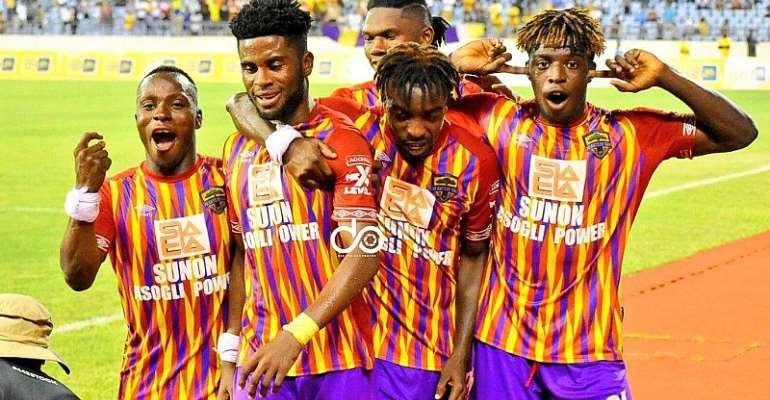 Caf Champions League: Samuel Boadu announces Hearts of Oak squad for CL Kamsar tie