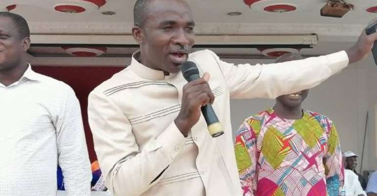 Ex-Nhyiaeso MP, Kennedy Kankam nominated as MCE for Asokore Mampong