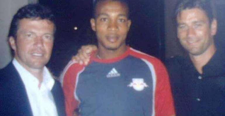 Former Hearts of Oak defender Charles Vardis confirmed DEAD