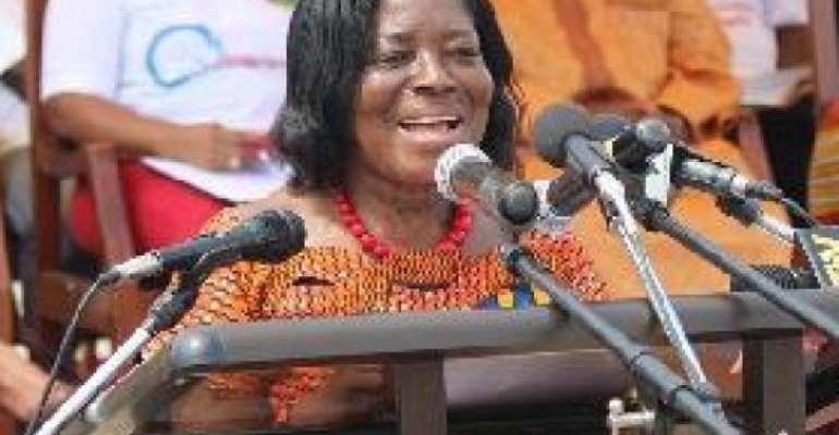 Central Region NDC mourns Ama Benyiwa Doe