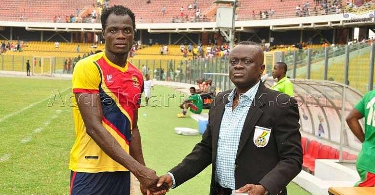 Hearts of Oak defender Inusah Musah yearning for Black Stars call up