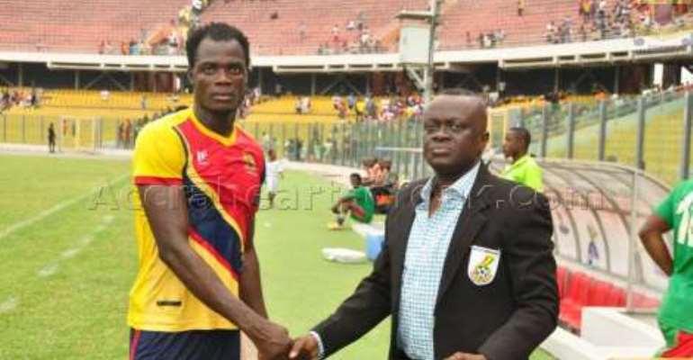 Ghana Premier League: Inusah Musah eyes Black Stars call-up