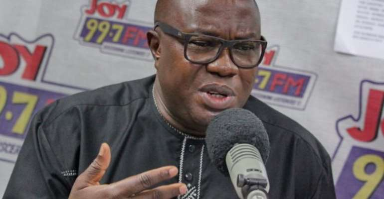 Mahama never promised 1 student, 1 tablet -Ofosu Ampofo