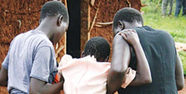 3 Children Defiled Daily In Ghana
