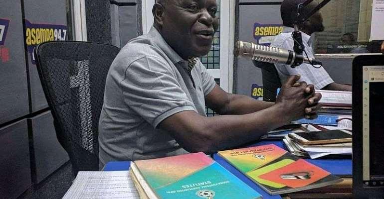 Controversial Kofi Manu Wants GFA Elections To Be Boycotted