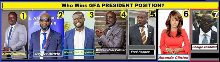 GFA Closes Filing Of Nomination For President, Executive Council And Regional
