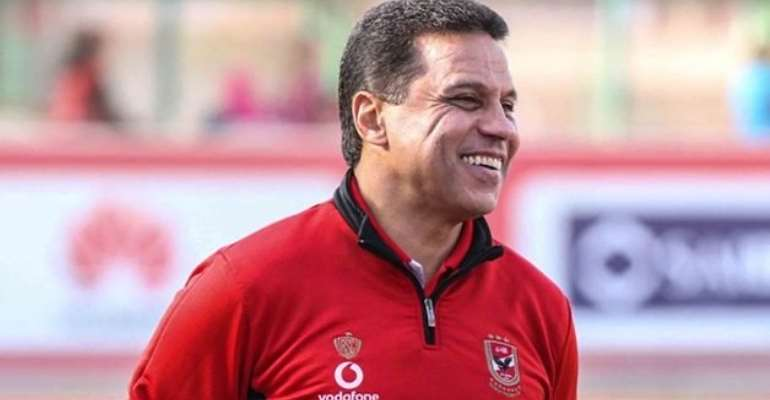 Egypt Appoint Hossam El-Badry As Head Coach