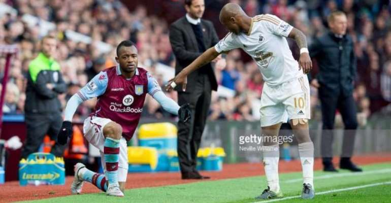 'Jordan Ayew Is Not Getting The Needed Recognition', Says Senior Borther Andre Ayew